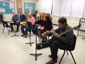 Music Classes for Adults
